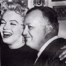 Marilyn Monroe and Jim Bacon
