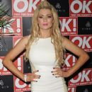 Nicola Mclean attends the Hybrid and OK! Magazine