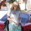 Mischa Barton - Arrives At A Friend's House In Beverly Hills, 2010-04-08