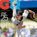 Tim Lincecum - GQ Magazine [United States] (6 February 2011)