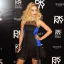 Rita Ora attends the DKNY Artworks London on June 12, 2013 in London, England - 454 x 702