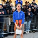 Alicia Vikander – Louis Vuitton Fashion Show at Paris Fashion Week 2020