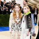 Mary-Kate and Ashley Olsen – 2017 MET Costume Institute Gala in NYC - 454 x 718