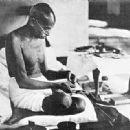 Mohandas Gandhi - 351 x 318