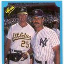 Mark McGwire & Don Mattingly 1988