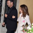 Natalie Portman Leaving A Restaurant In Cannes