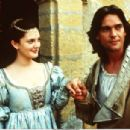 Drew Barrymore and Dougray Scott