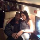 Ray J and Joanna Hernandez