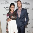 Armie Hammer and Elizabeth Chambers - 391 x 594