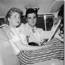 Elvis Presley with Yvonne Lime