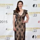 Hayley Atwell attends the closing ceremony of the 55th Monte-Carlo Television Festival on June 18, 2015, in Monaco