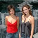 Elena Anaya - Van Helsing Fortress Dracula May 2004 (with Josie Maran) - 454 x 680