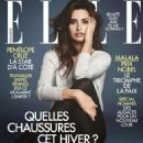 Penelope Cruz Elle Magazine October 2014