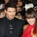 Kellan Lutz and Sharni Vinson - 454 x 316