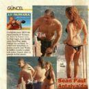 Sean Paul and Jodi Stewart