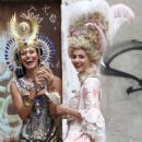 Victoria Justice and Madison Reed – Photoshoot by stylist Antonia Sautter in Venice