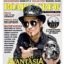 Tobias Sammet - Roadie Crew Magazine Cover [Brazil] (February 2019)