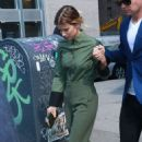 Kate Mara – Arriving to 2017 New York Fashion Week in NY