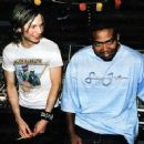 Beck and Timbaland