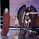 Adriana Lima – 2017 Victoria's Secret Fashion Show Runway in Shanghai