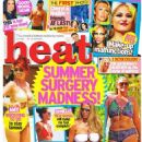 Katie Price - Heat Magazine Cover [United Kingdom] (23 June 2012)