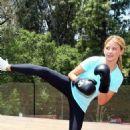 Lauren Bosworth Packs a Punch