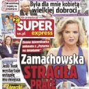 Monika Richardson - Super Express Magazine Cover [Poland] (31 October 2019)