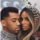 Ciara and Russell Wilson - GQ Magazine Cover [United States] (March 2021)
