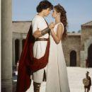 Santiago Cabrera and Emily Blunt in Empire (2005) - 360 x 450