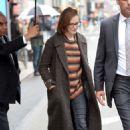 Evan Rachel Wood – Leaving her hotel in New York City