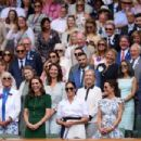 Catherine Duchess of Cambridge : The Championships - Wimbledon 2019 - 454 x 303