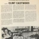 Clint Eastwood - Movie News Magazine Pictorial [Singapore] (February 1979) - 454 x 587