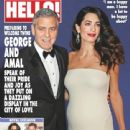 George Clooney and Amal Alamuddin - 441 x 600