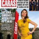 Luciana Gimenez - Caras Magazine Cover [Brazil] (27 November 2015)