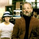 Margot's husband, eminent psychologist Raleigh St. Clair (Bill Murray) flanked by his patient Dudley (Stephen Lea Sheppard) in Touchstone's The Royal Tenenbaums - 2001