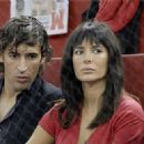 Mamen Sanz and Raul Gonzalez