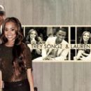 Trey Songz and Lauren London - 454 x 289