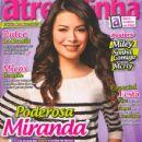 Miranda Cosgrove, iCarly - Atrevidinha Magazine Cover [Brazil] (May 2011)