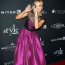 Thalia Vanidades Hosts Icons Of Style Gala 2014 In Ny