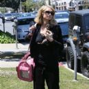 Paris Hilton – Out and about in Beverly Hills