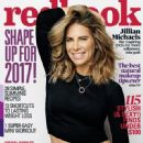 Jillian Michaels - Redbook Magazine Cover [United States] (February 2017) - 450 x 600