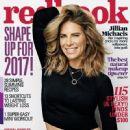 Jillian Michaels - Redbook Magazine Cover [United States] (February 2017)