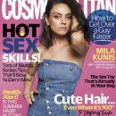 Mila Kunis – Cosmopolitan US Magazine (August 2018) - 454 x 637