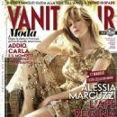 Alessia Marcuzzi Vanity Fair Italy May 2012