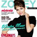 Zooey Magazine December/January 2011