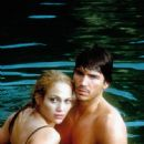Jennifer Lopez and Jim Caviezel