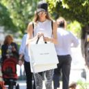 Stacy Keibler is spotted out shopping in West Hollywood, California on March 27, 2017 - 401 x 600