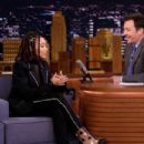 Amandla Stenberg – 'The Tonight Show Starring Jimmy Fallon' in NYC