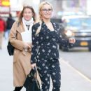 Hayden Panettiere Style – Out in New York 04/01/ 2017 - 454 x 681