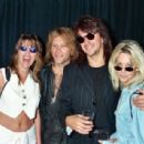 Jon and Dorothea Bon Jovi